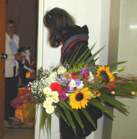 Surprise Delivery a bouquet  in Cyprus